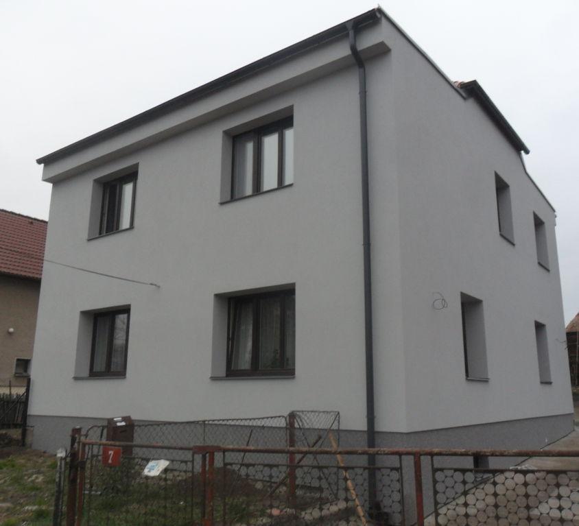 Rodinný dům Všestary – rekonstrukce