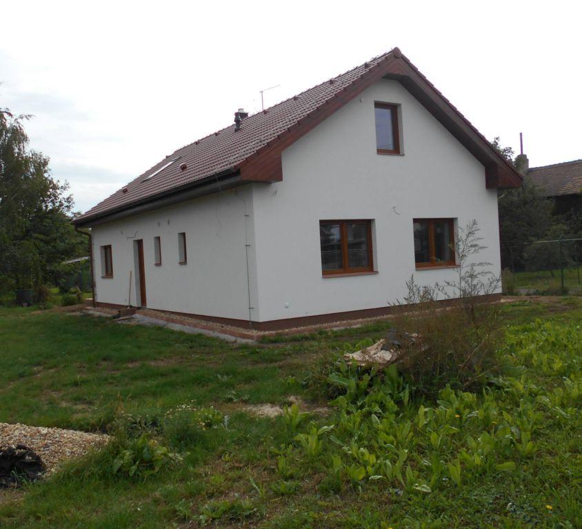Rodinný dům na klíč v Lochenicích