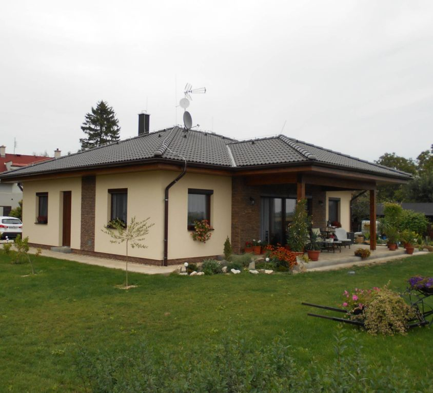 Rodinný dům na klíč Lhota pod Libčany